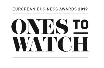MHC is awarded a place on the European Business Awards One to Watch 2019 List